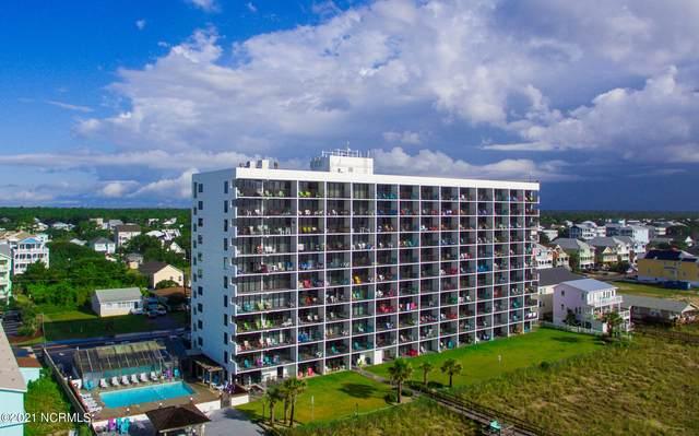 1615 Lake Park Boulevard S Unit 412, Carolina Beach, NC 28428 (MLS #100286820) :: Courtney Carter Homes