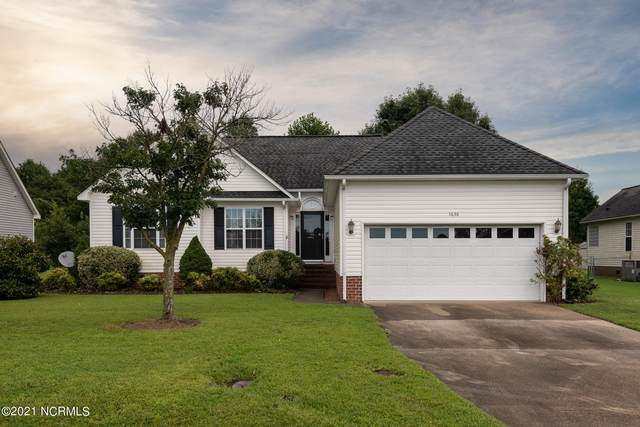 1636 Crawfords Pointe Drive, Greenville, NC 27834 (MLS #100286840) :: Courtney Carter Homes