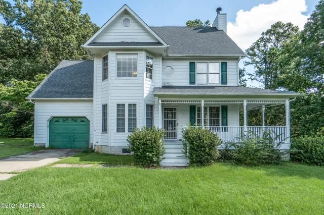 101 Sea Bisquit Drive, Havelock, NC 28532 (MLS #100286845) :: David Cummings Real Estate Team