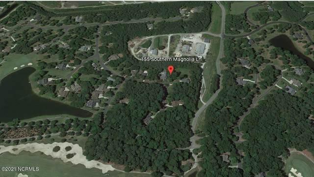 155 Southern Magnolia Lane, Wallace, NC 28466 (MLS #100286926) :: David Cummings Real Estate Team