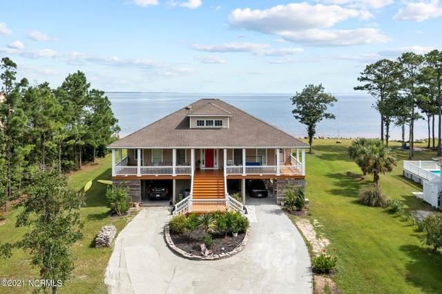 522 Sandy Point Drive, Beaufort, NC 28516 (MLS #100286957) :: David Cummings Real Estate Team