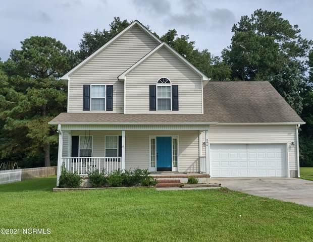 406 N Wilmington Street, Richlands, NC 28574 (MLS #100286974) :: Shapiro Real Estate Group
