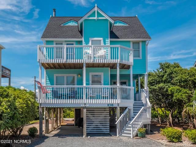 108 S Permuda Wynd, North Topsail Beach, NC 28460 (MLS #100286993) :: Coldwell Banker Sea Coast Advantage