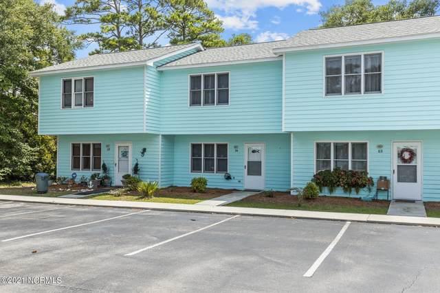 300 Osprey Ridge Drive #14, Emerald Isle, NC 28594 (MLS #100287003) :: Frost Real Estate Team