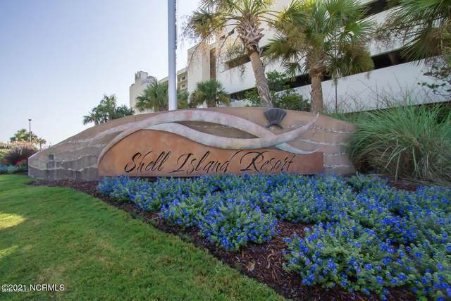 2700 N Lumina Avenue #203, Wrightsville Beach, NC 28480 (MLS #100287027) :: Vance Young and Associates