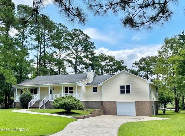 214 Gangplank Road, New Bern, NC 28562 (MLS #100287048) :: David Cummings Real Estate Team