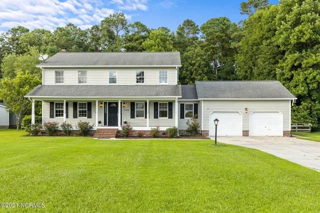 114 Bonita Lane, Swansboro, NC 28584 (MLS #100287050) :: Holland Shepard Group
