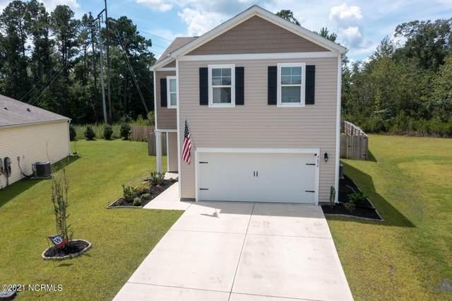 9696 Woodriff Circle, Leland, NC 28451 (MLS #100287095) :: Shapiro Real Estate Group