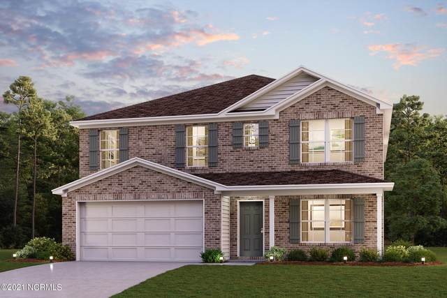 1058 Manor Drive, Rocky Mount, NC 27804 (MLS #100287106) :: The Legacy Team