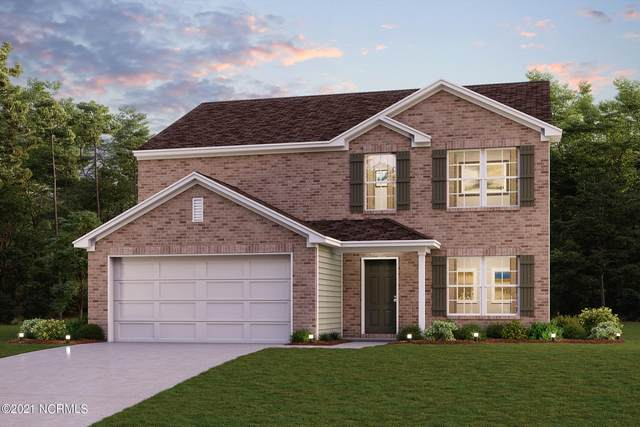1059 Manor Drive, Rocky Mount, NC 27804 (MLS #100287115) :: Holland Shepard Group