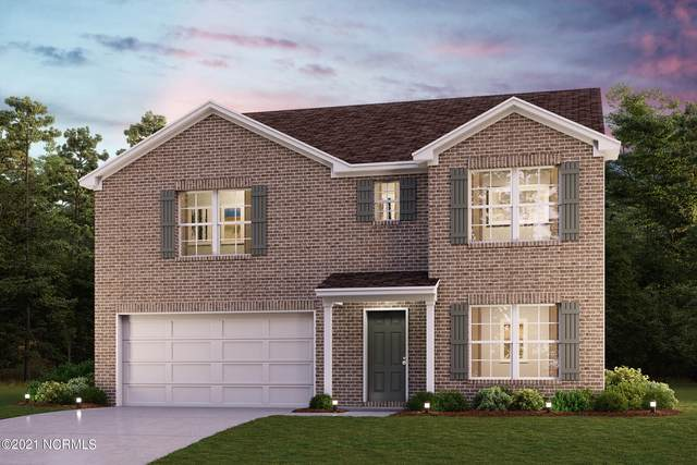 1055 Manor Drive, Rocky Mount, NC 27804 (MLS #100287121) :: Holland Shepard Group