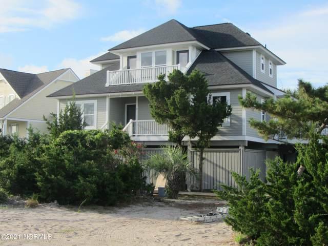 2 Starrush Trail, Bald Head Island, NC 28461 (MLS #100287172) :: The Legacy Team