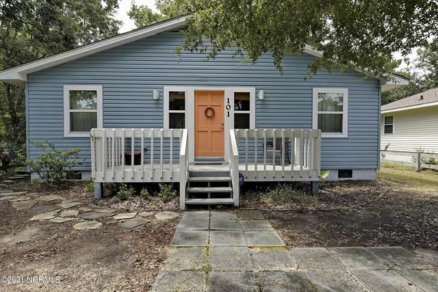101 NE 35th Street, Oak Island, NC 28465 (MLS #100287177) :: David Cummings Real Estate Team