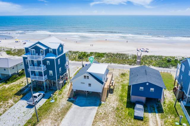 657 Ocean Drive, North Topsail Beach, NC 28460 (MLS #100287190) :: Coldwell Banker Sea Coast Advantage