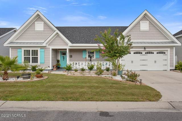 2134 Maple Leaf Drive, Southport, NC 28461 (MLS #100287263) :: Holland Shepard Group