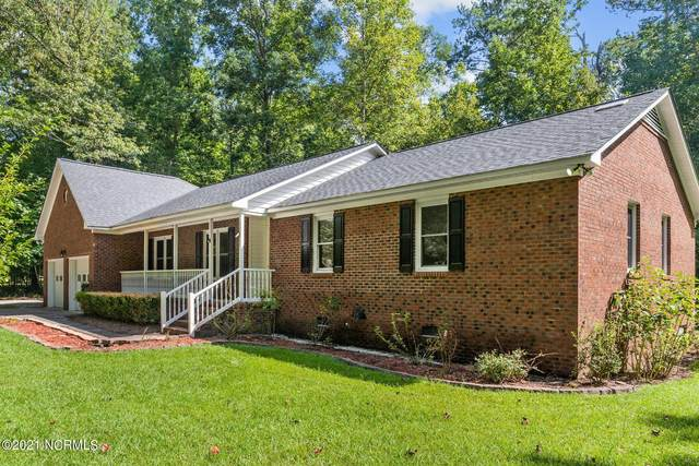 345 Forest Glen Lane, Pollocksville, NC 28573 (MLS #100287265) :: Shapiro Real Estate Group