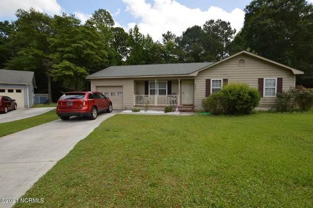 410 Lancaster Court, Jacksonville, NC 28540 (MLS #100287270) :: The Keith Beatty Team