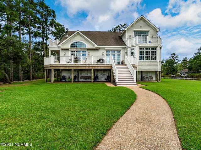 7017 Fairwinds Drive, Oriental, NC 28571 (MLS #100287281) :: Vance Young and Associates