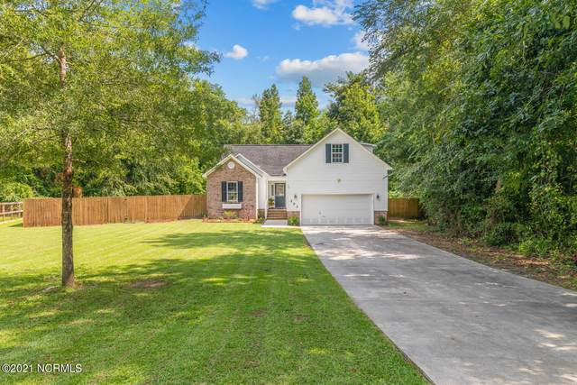 202 Saw Briar Court, Jacksonville, NC 28540 (MLS #100287295) :: Shapiro Real Estate Group