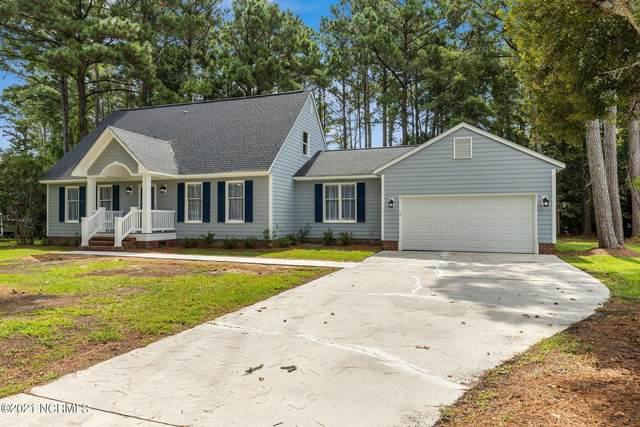 720 Comet Drive, Beaufort, NC 28516 (MLS #100287298) :: Berkshire Hathaway HomeServices Prime Properties