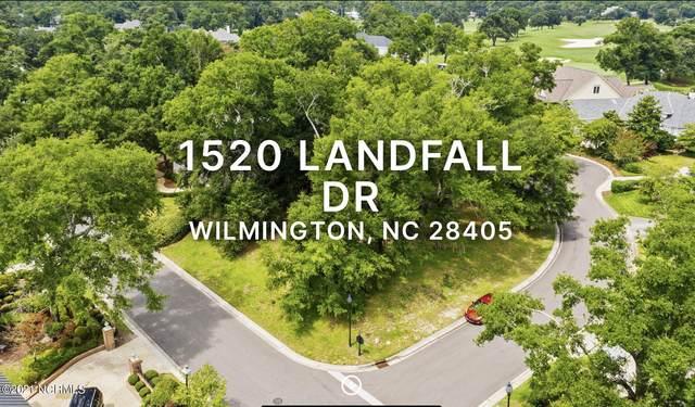 1520 Landfall Drive Drive, Wilmington, NC 28405 (MLS #100287329) :: Coldwell Banker Sea Coast Advantage
