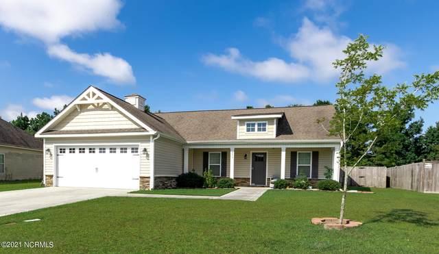 833 Solomon Drive, Jacksonville, NC 28546 (MLS #100287330) :: Holland Shepard Group