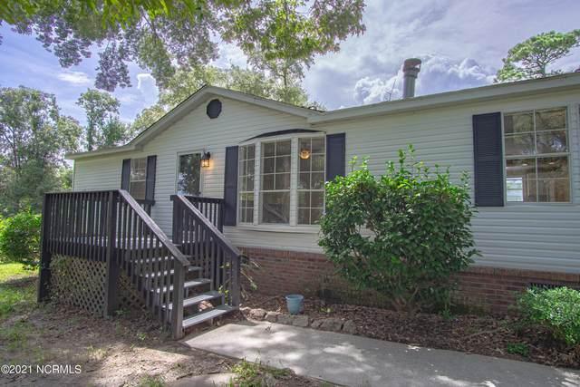 110 Elsie Drive, Hampstead, NC 28443 (MLS #100287371) :: David Cummings Real Estate Team