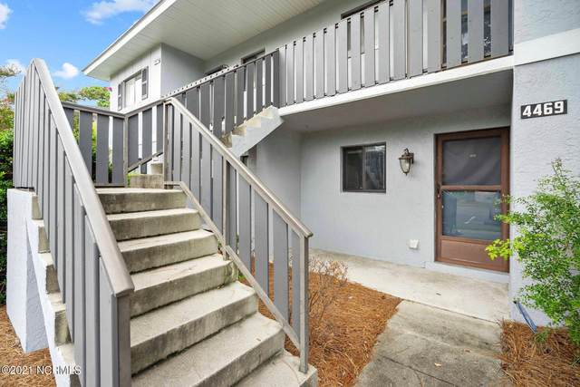 4469 Holly Tree Road #402, Wilmington, NC 28412 (MLS #100287386) :: Vance Young and Associates