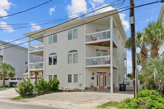 615 Carolina Beach Avenue N B, Carolina Beach, NC 28428 (MLS #100287415) :: Coldwell Banker Sea Coast Advantage