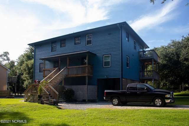 7301 Sound Drive West, Emerald Isle, NC 28594 (MLS #100287453) :: The Rising Tide Team