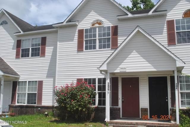 206 Mesa Lane, Jacksonville, NC 28546 (MLS #100287510) :: Barefoot-Chandler & Associates LLC