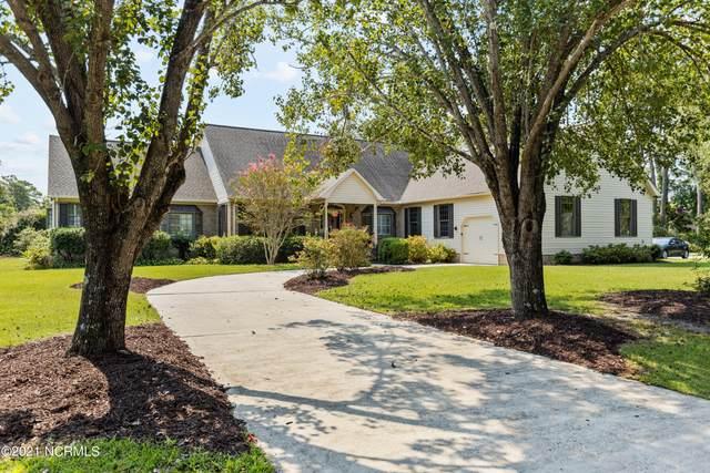 102 Holly Lane, Beaufort, NC 28516 (MLS #100287526) :: Lynda Haraway Group Real Estate