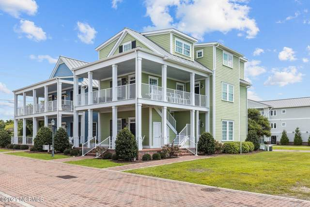1003 Village Lane B, Beaufort, NC 28516 (MLS #100287591) :: Lynda Haraway Group Real Estate
