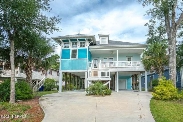 109 NE 43rd Street, Oak Island, NC 28465 (MLS #100287646) :: Thirty 4 North Properties Group