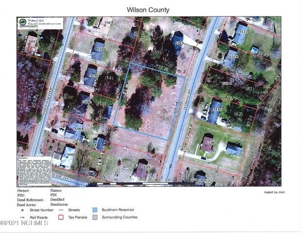 0 Anthony Road, Wilson, NC 27893 (MLS #100287657) :: Lynda Haraway Group Real Estate