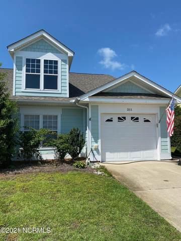 211 Diamond Cove, Newport, NC 28570 (MLS #100287670) :: David Cummings Real Estate Team