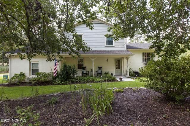 130 S Branch Road, Wilmington, NC 28411 (MLS #100287679) :: Berkshire Hathaway HomeServices Prime Properties