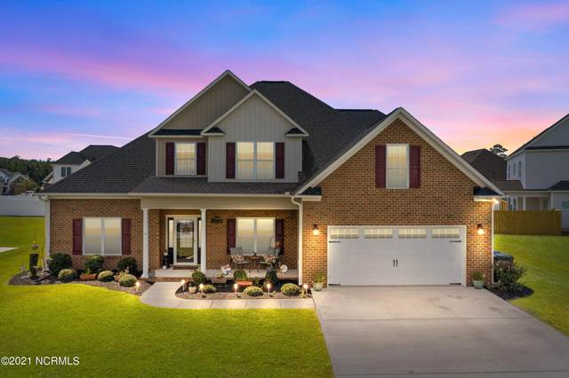 4200 Barrington Drive, Greenville, NC 27834 (MLS #100287682) :: Berkshire Hathaway HomeServices Prime Properties
