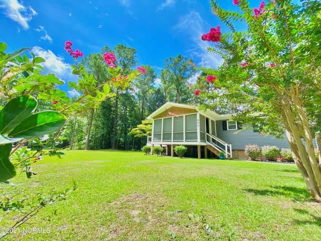 407 Sandlewood Drive NW, Calabash, NC 28467 (MLS #100287684) :: David Cummings Real Estate Team