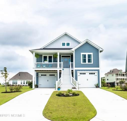 570 Moss Lake Lane, Holly Ridge, NC 28445 (MLS #100287687) :: The Oceanaire Realty