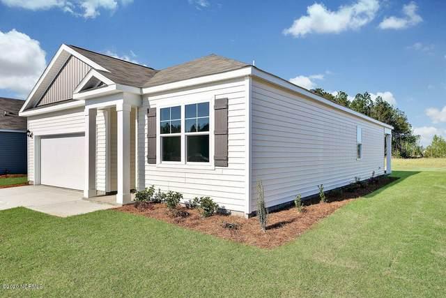 2764 Southern Magnolia Drive #91, Winnabow, NC 28479 (MLS #100287709) :: Shapiro Real Estate Group