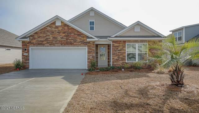 1297 Fence Post Lane Lot 1713- Clift, Carolina Shores, NC 28467 (MLS #100287732) :: Vance Young and Associates