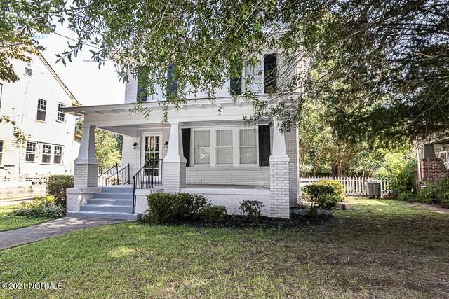 806 Sycamore Street, Rocky Mount, NC 27801 (MLS #100287756) :: CENTURY 21 Sweyer & Associates