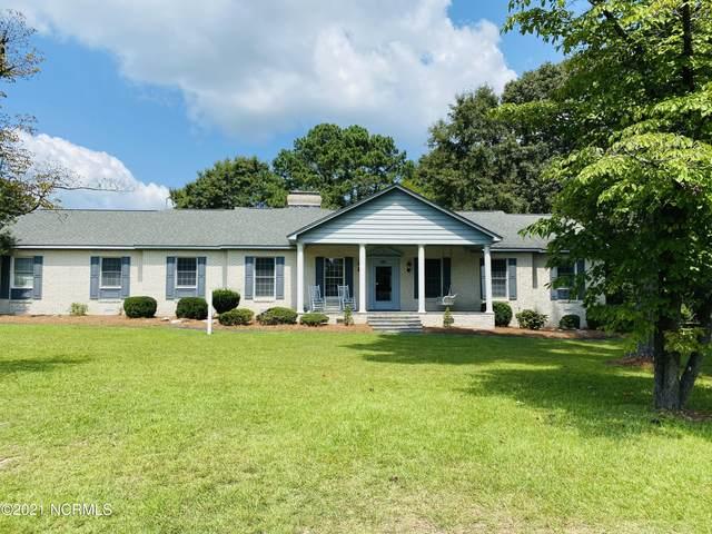 2790 Forrest Drive, Kinston, NC 28504 (MLS #100287832) :: Berkshire Hathaway HomeServices Prime Properties