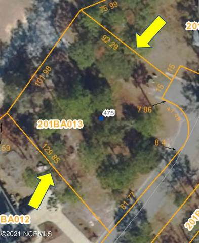 475 Weatherly Lane SE, Bolivia, NC 28422 (MLS #100287840) :: Coldwell Banker Sea Coast Advantage