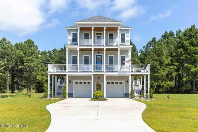 242 Gatsey Lane, Beaufort, NC 28516 (MLS #100287841) :: Shapiro Real Estate Group