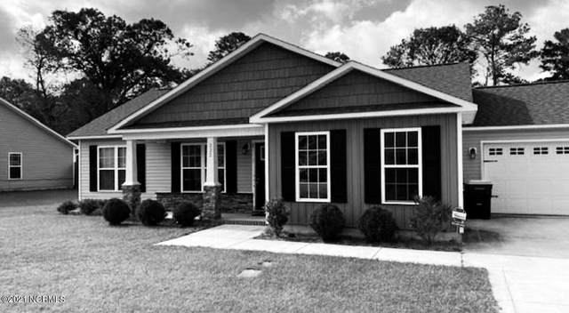 222 Long Neck Drive, Richlands, NC 28574 (MLS #100287913) :: Shapiro Real Estate Group