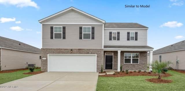 167 Windy Woods Way Lot 46, Wilmington, NC 28401 (MLS #100287942) :: David Cummings Real Estate Team
