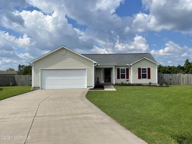 318 Haywood Drive, Richlands, NC 28574 (MLS #100287954) :: Berkshire Hathaway HomeServices Prime Properties