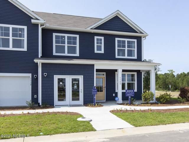 4628 Wildaire Lane Lot 16, Leland, NC 28451 (MLS #100287965) :: The Legacy Team